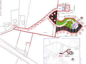 Site Location/Site Layout Plan